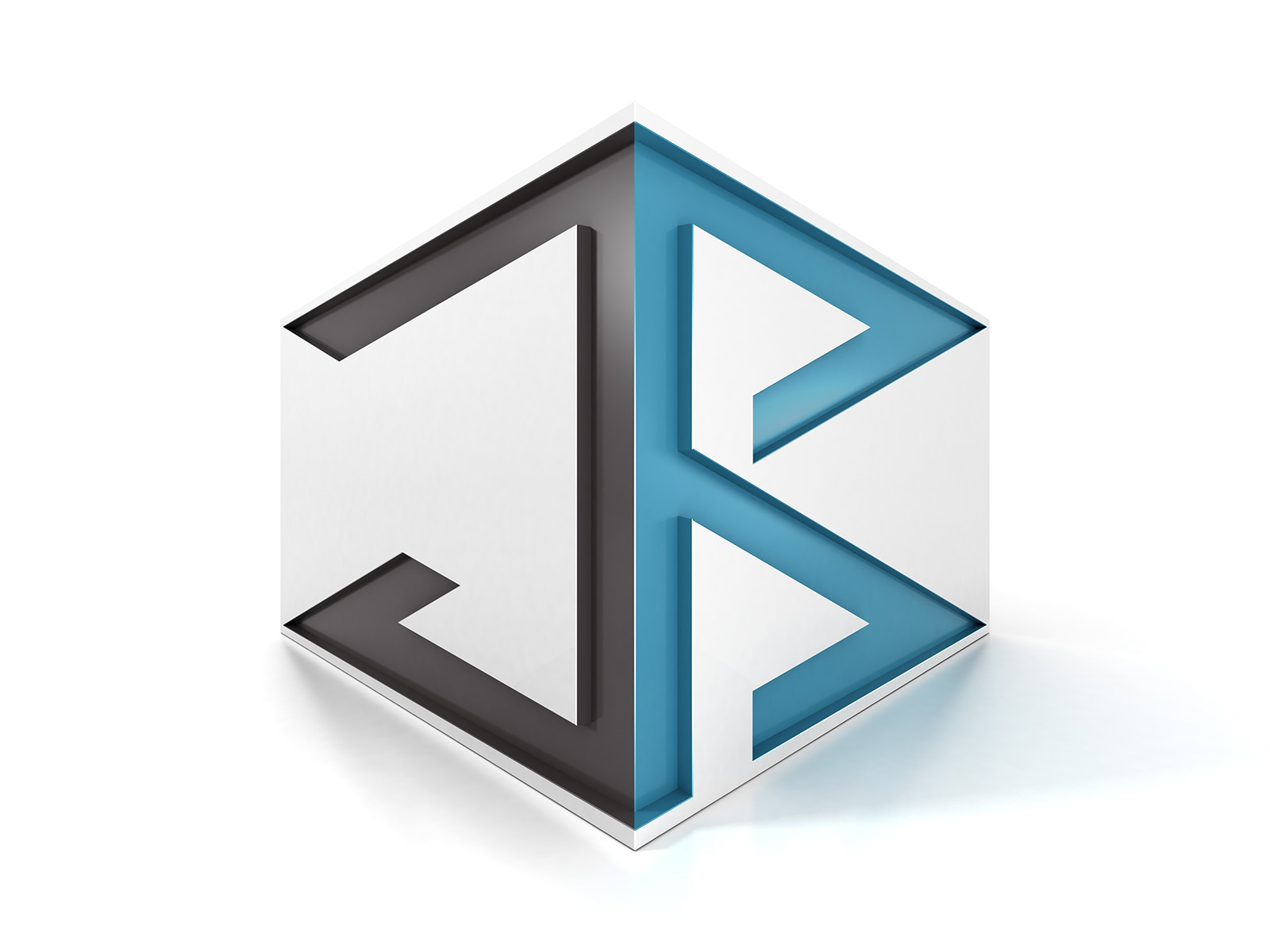 Logo Grafik3D Janusz Baścik