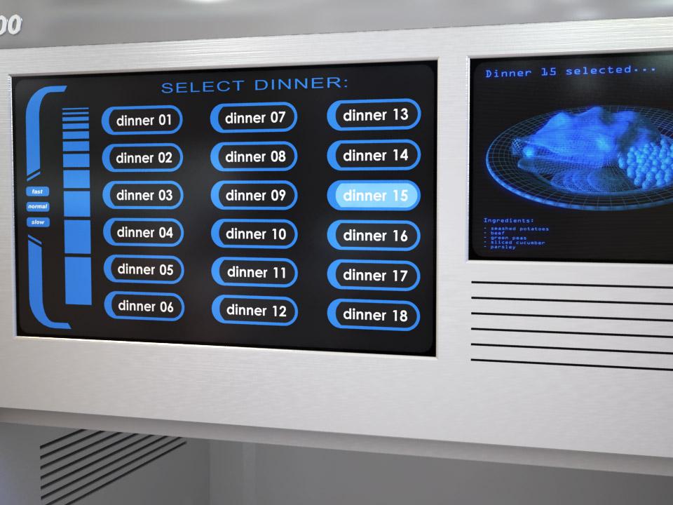 Kuchnia przyszłości