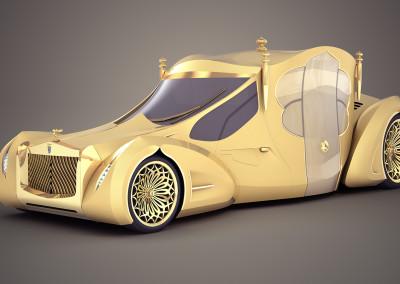 Autokaroca koncepcja pojazdu